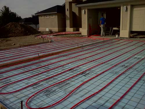 Radiant Heat Treasure Valley Plumbing And Drain Service