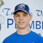 Chase Creason, Apprentice Plumber
