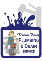 Treasure Valley Plumbing and Drain Cleaning Logo